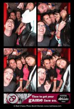 Red Cheese Photo Booth Rentals photo