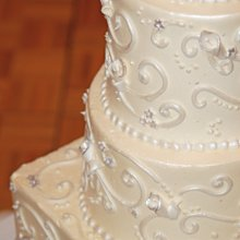 220x220 sq 1358896096646 satinweddingcake