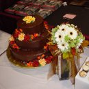 130x130 sq 1216313602931 chocolateweddingcake