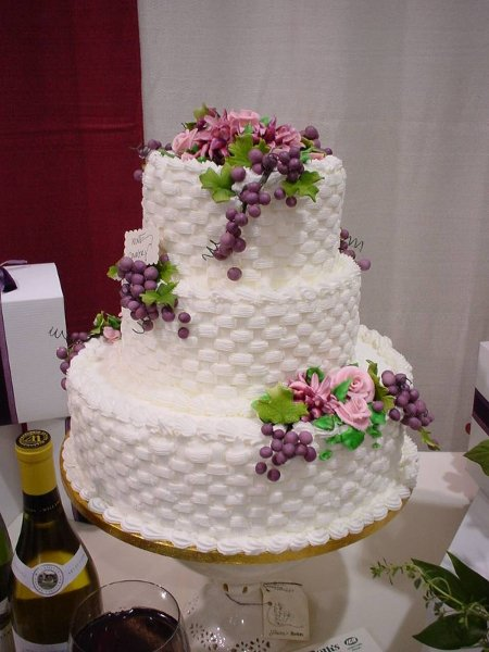 basket weave wedding cakes roth s fresh markets salem or wedding catering 11109