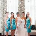 130x130 sq 1467047661689 brides with bridemaids