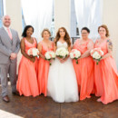 130x130 sq 1469465321909 bride with bridesmaids on roof