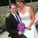130x130 sq 1475072308859 bride and groom outside sitting