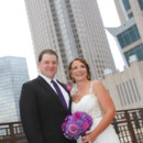 130x130 sq 1475072365452 bride and groom with skyscrapper