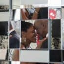 130x130 sq 1475243539776 bride and groom in mirror 2