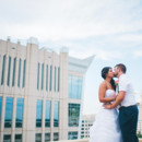 130x130 sq 1478637409992 bride and groom with skyscrapper