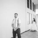 130x130 sq 1478637418123 bride aproaching groom black and white