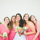 130x130 sq 1478638000034 bride with bridesmaids bunched kup
