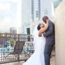 130x130 sq 1479138914905 bride and groom embrace by the pool