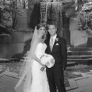 130x130 sq 1481034335932 bride and groom in front of fountains black and wh