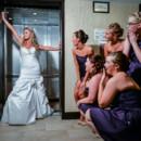 130x130 sq 1483974110310 bride in the elevator