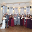 130x130 sq 1483999570519 brida and groom with bridal party in rotunda
