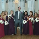 130x130 sq 1484000374046 groom with bridesmaids color