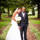130x130 sq 1484148188260 bride and groom on path head down