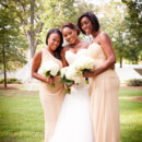 130x130 sq 1484148414933 bride with bridesmaids standing