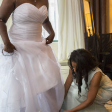 220x220 sq 1497290793051 bride getting ready in olympic board room