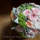 130x130 sq 1395083012139 bouquet with silver bruni