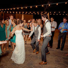 220x220 sq 1514583629 04af47dc84d420a4 1435612853694 bride and groom dancing 2