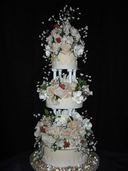 Outrageous Wedding Cakes Images