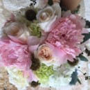 130x130 sq 1467063646170 peony and hydrangia bouquet