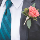 Groom and Groomsmen Attire: Men's Wearhouse  Floral Designer: Camellia Wedding Flowers