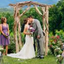Venue: Silver Fork Winery  Dress Designer:Justin AlexanderfromMaggi Bridal  Bridesmaid Dresses:Bill Levkoff  Groom and Groomsmen Attire:Men's Wearhouse
