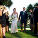 Venue/Caterer: Callawassie Island Club  Dress Designer: Jim Hjelm from Bridal Reflections  Groom and Groomsmen Attire: Indochino
