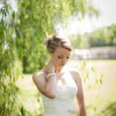 Dress Designer:Justin AlexanderfromDiva Bridal Boutique