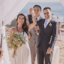 Venue: Crystal Cove   Day-of Coordinator: Laura Lee Designs  Dress Designer: Selma Starfinger   Groom's Attire: Indochino