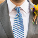 Groom and Groomsmen Attire: Knot Standard  Floral Designer: The Clinton Florist