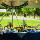 Reception Venue: Harding Farm  Event Planner:MLH Events  Cake: The Dessert Booth