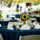 Reception Venue: Harding Farm  Event Planner: MLH Events  Floral Designer: The Clinton Florist