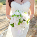 Dress Designer: Marisa Bridals from Bridal Galleria  Floral Designer: Seasons Floral Design