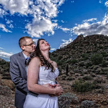 Arizona Wedding - Photographer