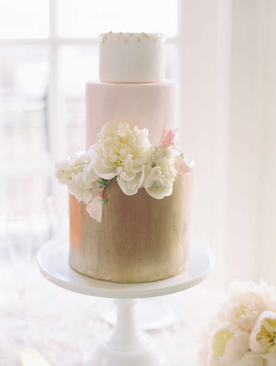 Buttercream Bakeshop - Wedding Cake - Washington, DC - WeddingWire