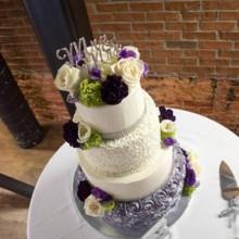 Cakes By Anna Wedding Cake Alpharetta Ga Weddingwire