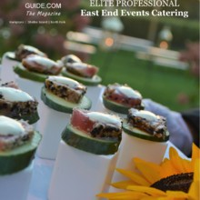 220x220 sq 1493649554440 east end wedding guide elite east end events cater