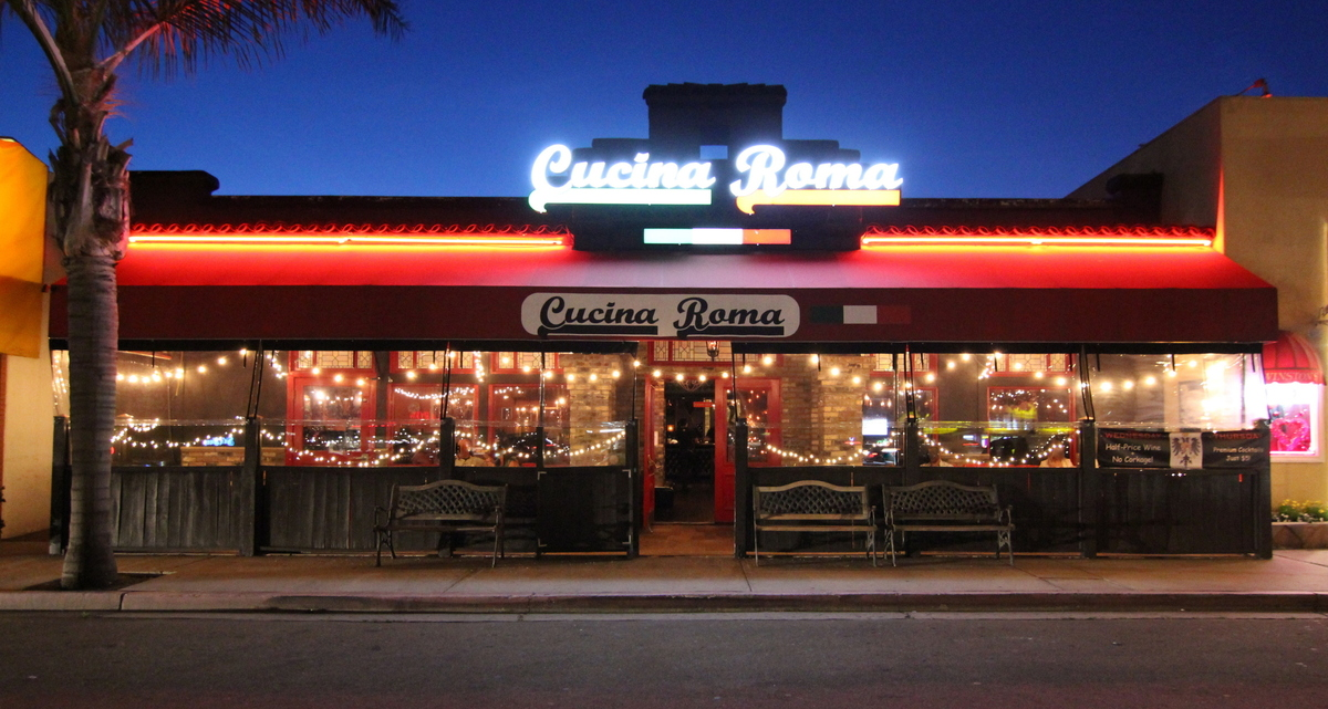 Cucina Roma Rehearsal Dinner Costa Mesa Ca Weddingwire