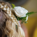 Hair and Makeup Artist: Stella Nova  Floral Designer: Wildflowers, Inc.
