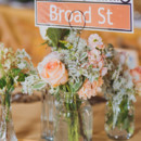 Venue: Cotton Dock at Boone Hall Plantation  Event Planner: Katherine Miller Events  Floral Designer: Wildflowers, Inc.  Rentals: Snyder Event Rentals, Yoj Events, Aggreko, and EventWorks Rentals