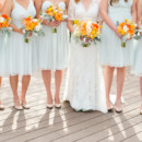 Dress Designer:Allure BridalsfromWeddings by Paulette  Bridesmaid Dresse:Donna Morgan  Floral Designer:Sullivan Owen Floral & Event Design
