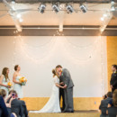 Ceremony Venue: Liberti Church  Dress Designer:Allure BridalsfromWeddings by Paulette  Groom and Groomsmen Attire:Jos. A. Bank  Officiant: Joseph Alexander