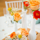 Reception Venue/Caterer: Skybox Event Center  Floral Designer: Sullivan Owen Floral & Event Design