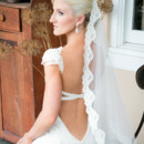 Dress Store: Ellie's Bridal Boutique  Hair and Makeup Artist: Allison Harper and Co.