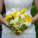 Dress Designer:Ann Taylor  Floral Designer:Lydia's Flowers
