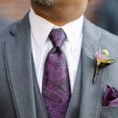 Groom and Groomsmen Attire: Allure Men by Jean Yves   Floral Designer: Michelle Leyden