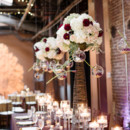 Venue: King Plow Art Center  Event Planner: Lauren Lambert of My Simply Perfect Weddings & Events  Floral Designer: Michelle Leyden  Caterer/Rentals: Bold American Events