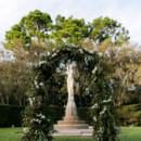 Venue:New Orleans Botanical Gardens  Floral Designer:NOLA Flora
