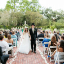 Venue: New Orleans Botanical Gardens  Officiant: David Trumpey  Ceremony Musicians: Maggie Politi and Travis Haas