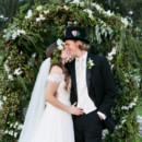 Venue:New Orleans Botanical Gardens  Officiant: David Trumpey  Ceremony Musicians: Maggie Politi and Travis Haas